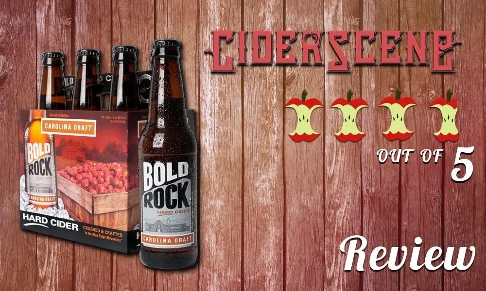 Bold Rock Carolina Draft Review Score - 3.75/5