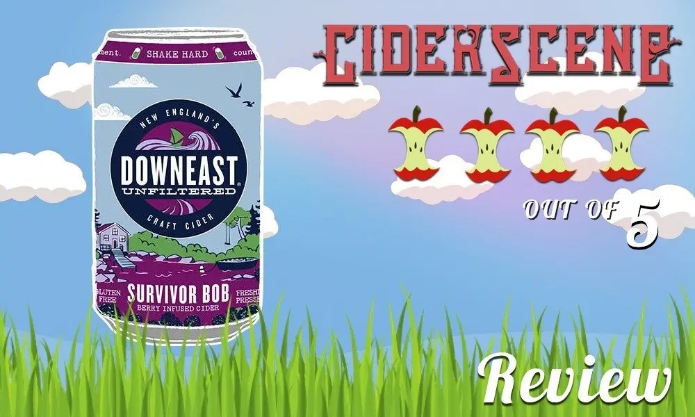 Survivor Bob Downeast Cider review