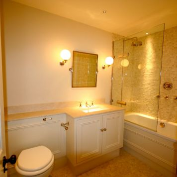 Bespoke Vanity-Unit Knightsbridge Bathroom