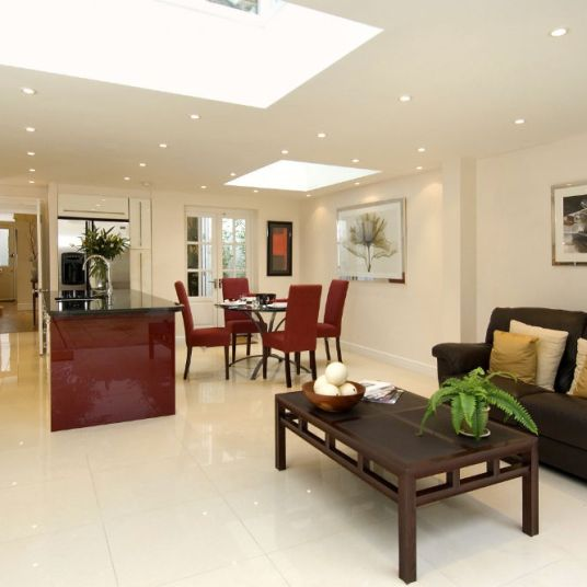 Contemporary Kitchen extension Wandsworth