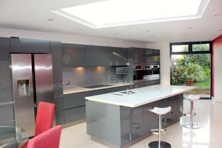 German Kitchen in Fulham Refurbishment