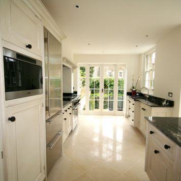 Smallbone Kitchen in Knightsbridge