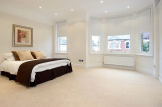 Spacious master bedroom created in Wandsworth