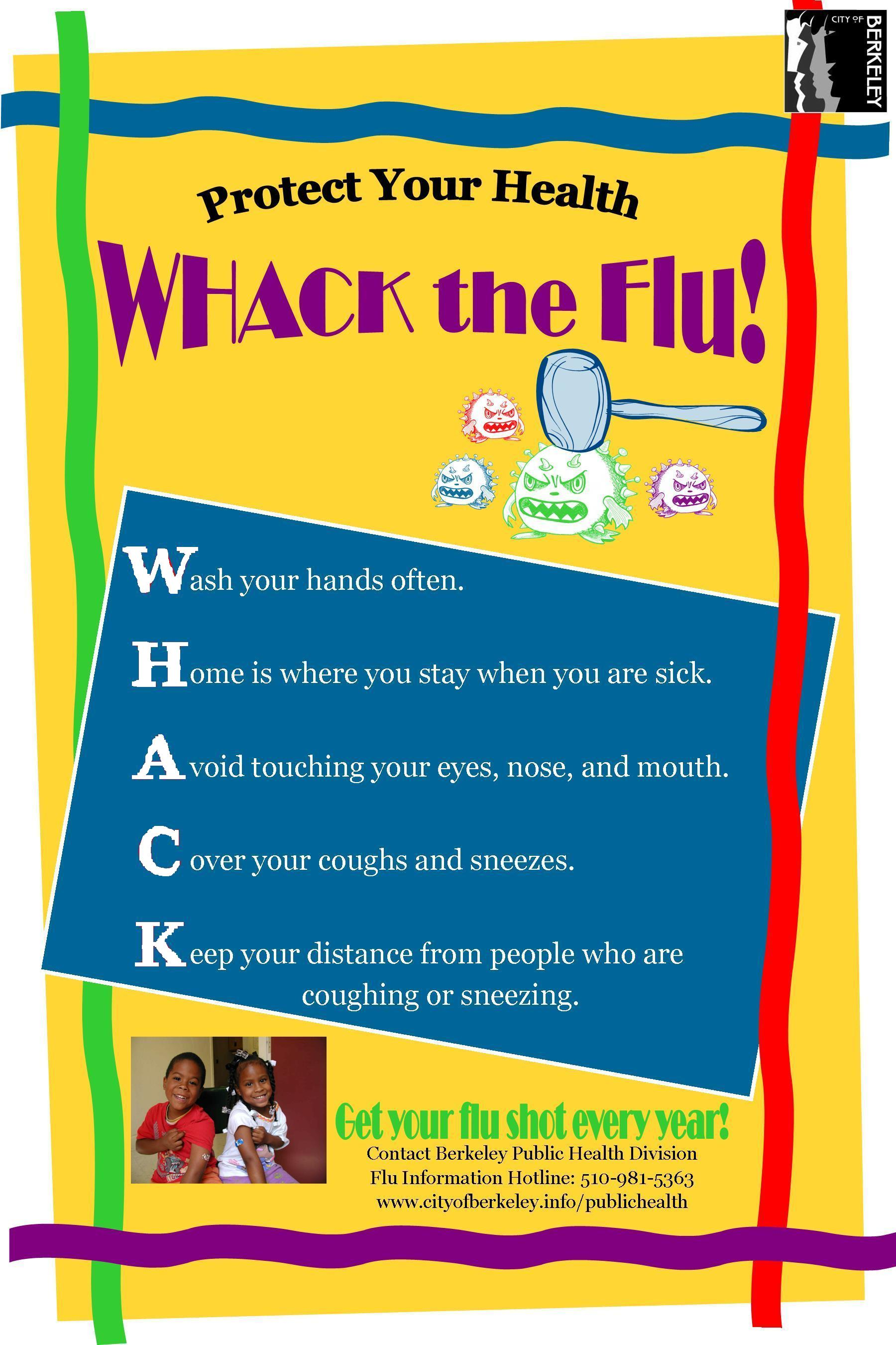 Whack The Flu