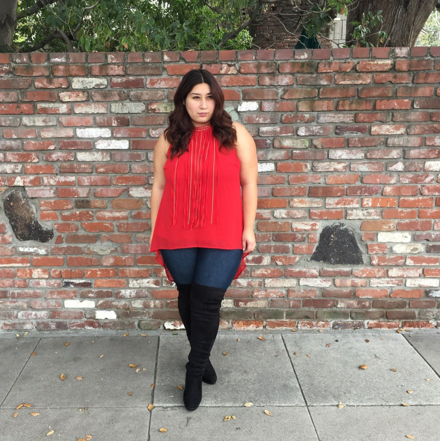 Valentine's day outfit, valentine's day look, valentine's day, plus size, love, red, outfit, plus size valentine's day