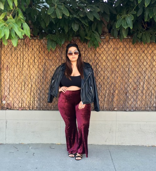 70s outfit, edgy, boho