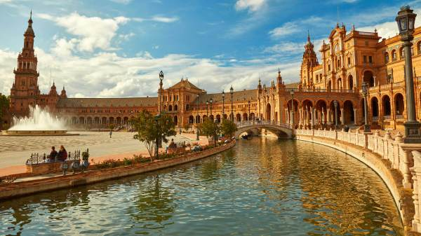 Business Society Seville Spain College Study Ciee
