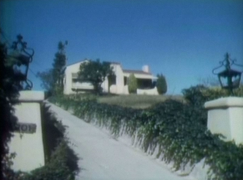 3301 Waverly Drive Charles Manson Family And Sharon Tate