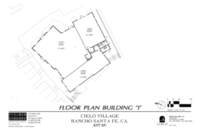 Cielo Village Building 1 Floor Plan