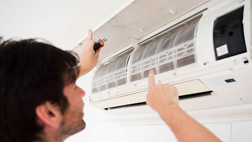Air Conditioner Smells: 6 Reasons Why Your AC Smells Awful & Solutions