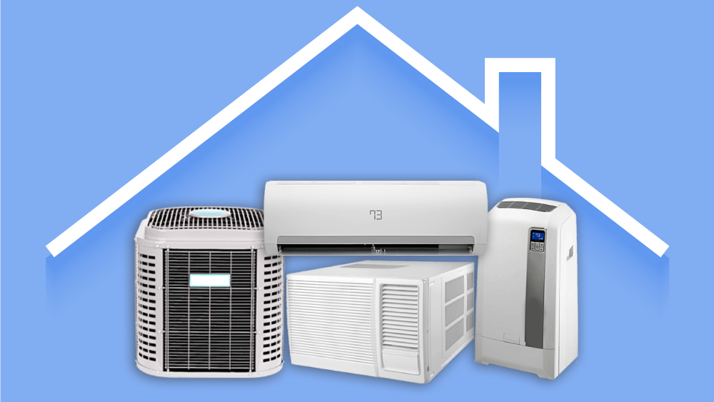 7 Types of Air Conditioners: Choose the Best for Your Home - Cielo Breez