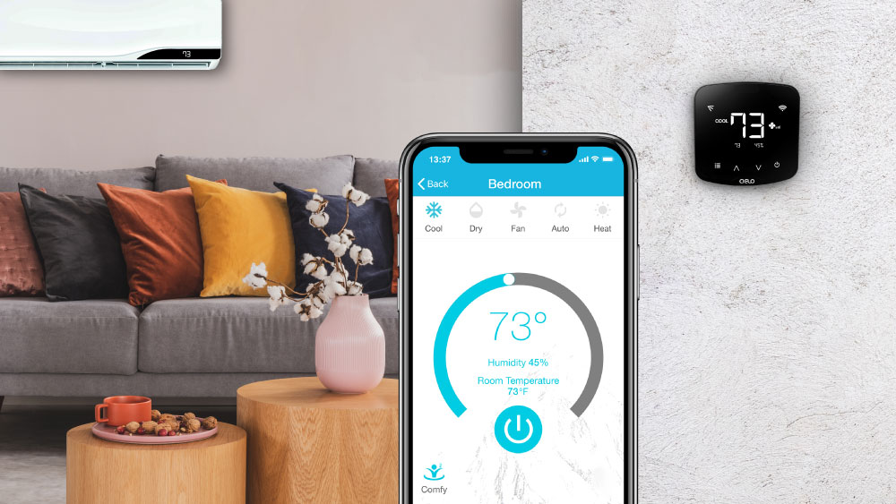 Smart AC controller by Cielo to beat the heat this Summer.
