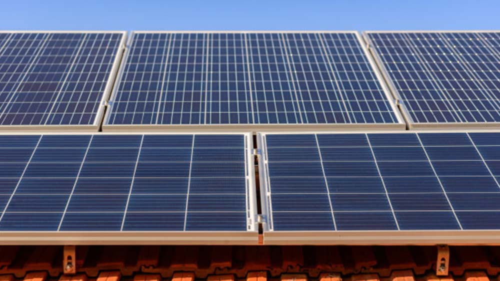 Go solar and improve your home energy