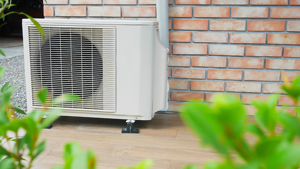 Cielo Breez explica o motivo da falha do ventilador AC.