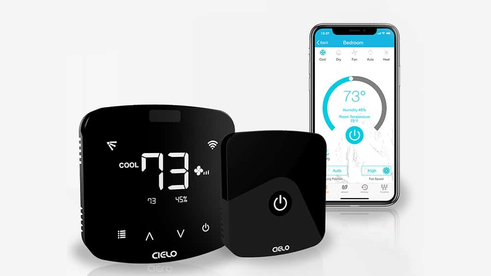 Cielo Breez Plus and Cielo Breez Eco, smart AC controllers, make your garage smart and cool.