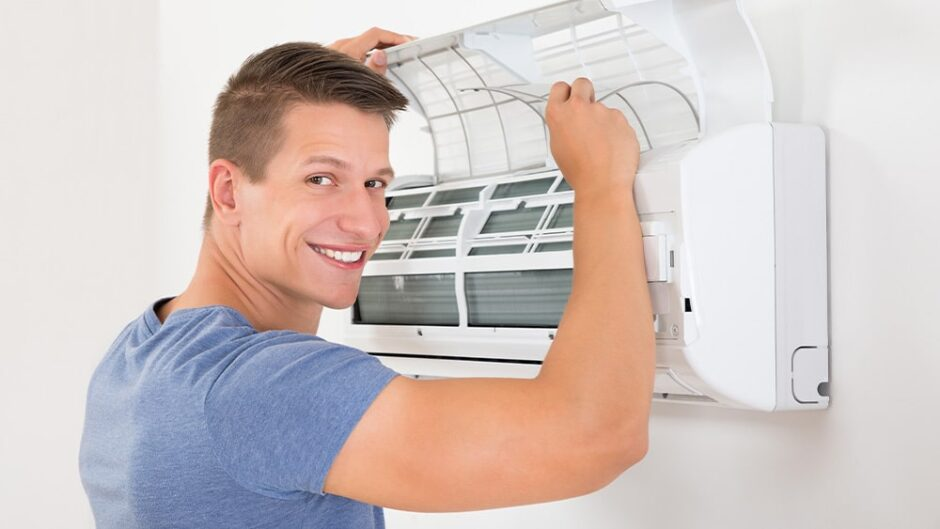Air Conditioner Cleaning Guide.