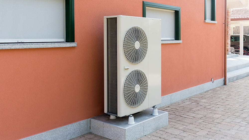 Type of Heat Pump: Air to Air Heat
