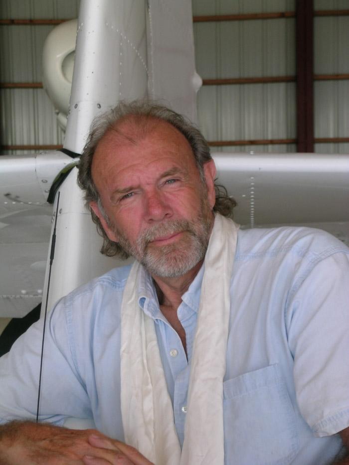 Richard Bach, auteur et pilote