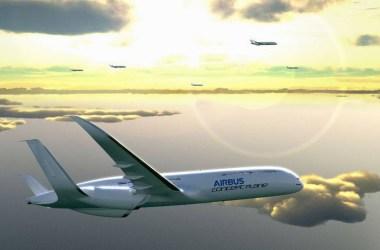 Vision de 2050 par Airbus