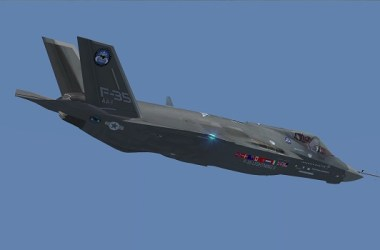 F-35 Flight Simulator X
