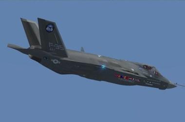 F-35 Flight Simulator X