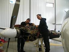 Mécanicien d'aéronefs