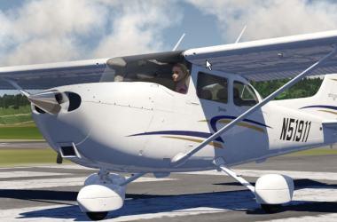 Cessna 172 Aerofly-FS