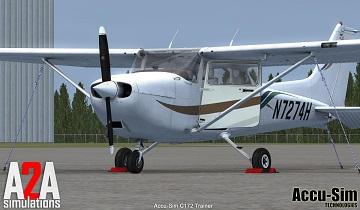 Accu-sim C172 trainer