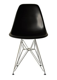 Dining Chair> Eames Style chair> DSR style coloured