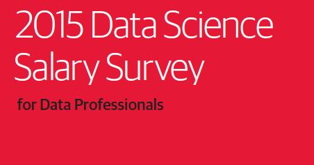 Pesquisa Salarial 2015 - Data Science