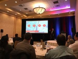 Evento de Big Data da Oracle em Vancouver, Canada