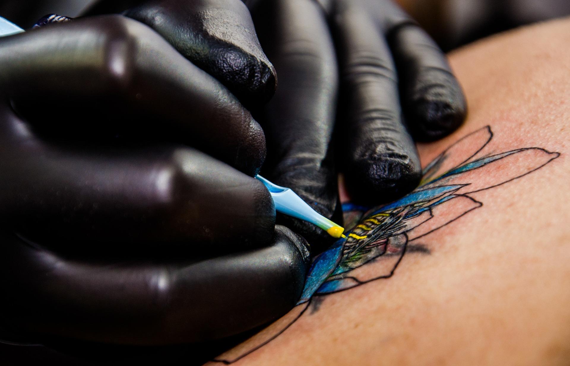 A ciência por trás das tatuagens!