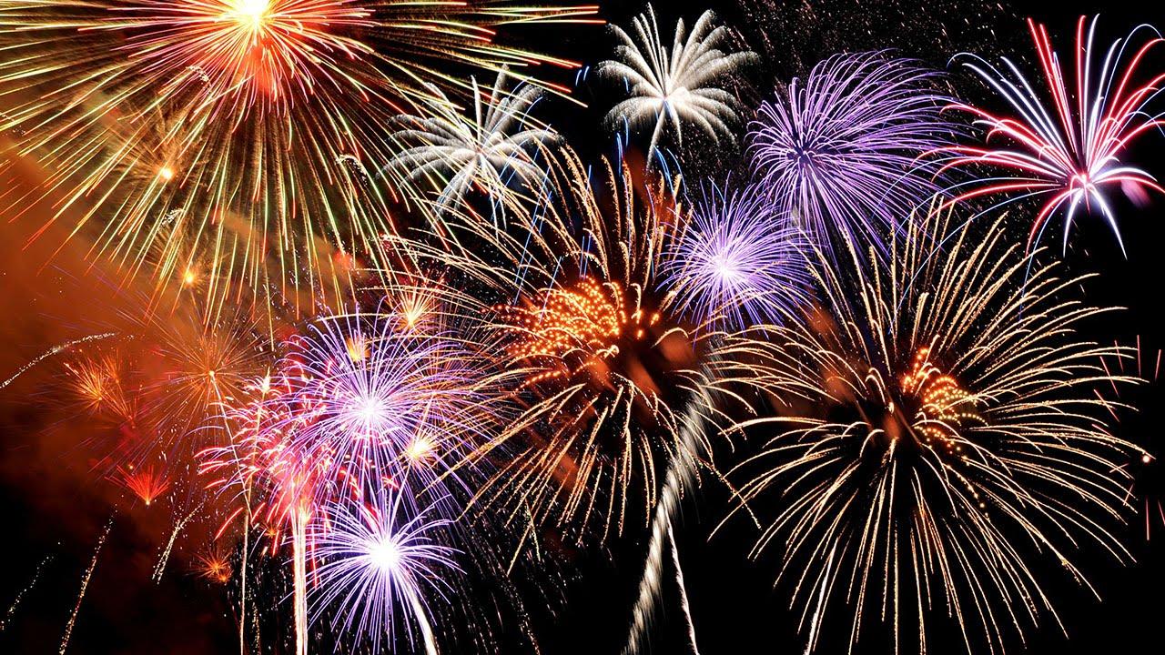 Por que fogos de artifício são coloridos?
