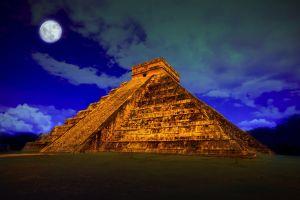 Auge y caída del Imperio Maya.