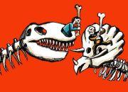 guerra de los huesos