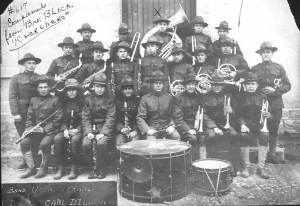 La Música en la Guerra.