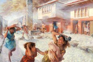 ¿Por qué murió tanta gente en Pompeya y Herculano?