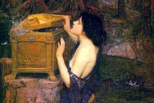 La Caja de Pandora: ¿El primer mito anti-feminista?