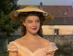 Romy Schneider en el papel de Sissi la emperatriz (1955)