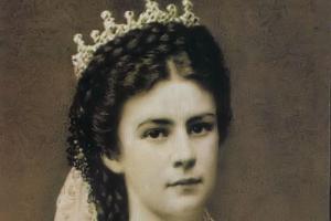 Sissi, Emperatriz de Austria.