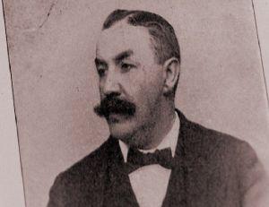 El detective Frank Geyer