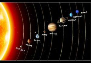 Nuestra familia planetaria.
