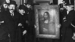 El día en que la Mona Lisa se hizo famosa.