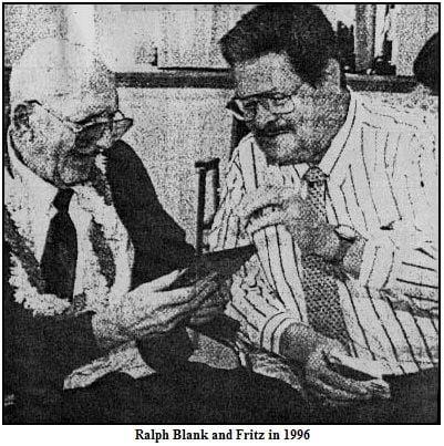 Ralph Blank y Fritz Vincken
