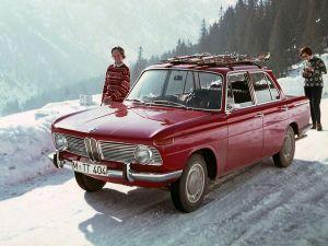 El muy popular BMW 1500.