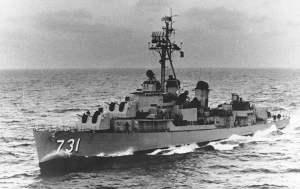 Tonkin: Estados Unidos entra en Vietnam.