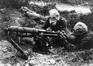 Soldados aliados en la PGM