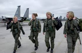 Pilotos jovencitas