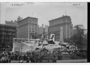 El buque en Union Square