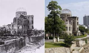 ¿Por qué la gente vive en Hiroshima y Nagasaki, pero no en Chernóbil?
